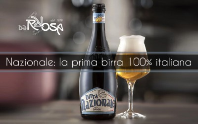 Baladin National Beer: a new arrival on tap from the Ristorante da Rosa