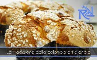 Le colombe artigianali della tradizione sono in preparazione nel nostro ristorante in provincia di Como!