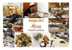 Easter lunch at your home from the rose restaurant
